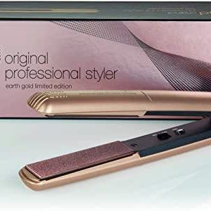 Plancha ghd original earth gold limited edition.